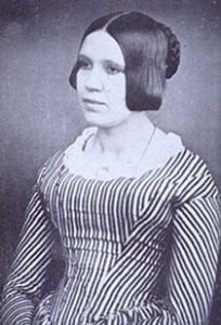 Mulher com corset